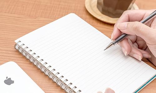 ファミリーコミュニケーションラボの母親ノート