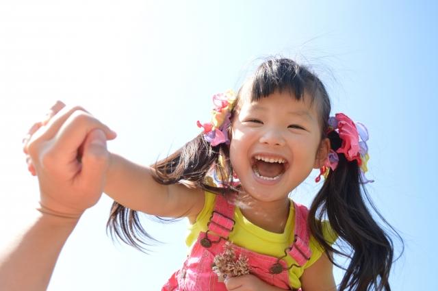 子ども笑顔